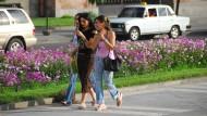 Die Armenierin, die etwas auf sich hält, hat ihre gottgegebene Nase gegen ein kleineres Modell getauscht.