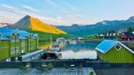 Viel Geld bedeutet manchmal auch viel Segen: Blick auf Siglufjörður.