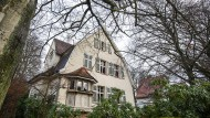 So schön kann Utopia sein: eine Villa in der Gartenstadt Buchschlag nahe des Frankfurter Flughafens.