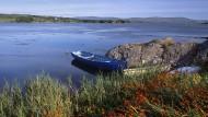Gut gehütetes Geheimnis: Bucht bei Adrigole im County Cork.