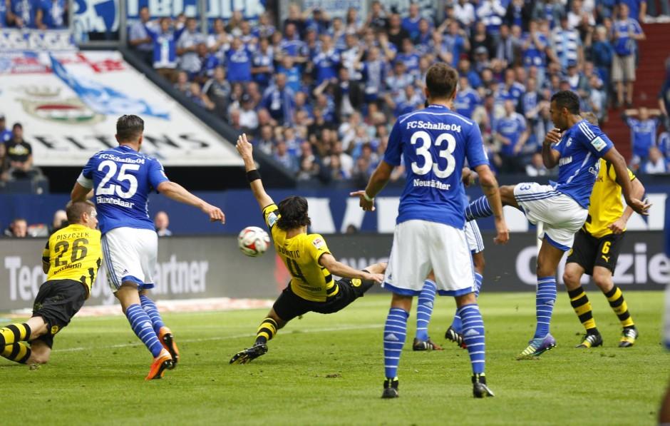 Dortmund Gegen Schalke Das Revier Derby Ist Uberall