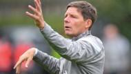 Er muss gegen den 1. FC Köln nicht gewinnen, möchte es aber: Oliver Glasner