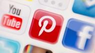 Pinterest möchte einen Milliardenbetrag an der Börse einsammeln.