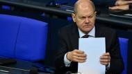 F.A.Z. exklusiv: Neuverschuldung steigt auf etwa 180 Milliarden Euro