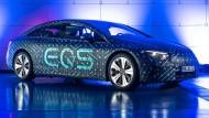 Zukunft von Mercedes: Schicksalsauto EQS