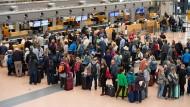 Warten mag keiner, am Flughafen erst recht nicht.