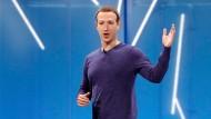 Mark Zuckerberg hat große Pläne.