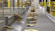 Seit Juli schafft Amazon 2800 neue Arbeitsplätze – pro Tag