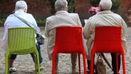 Rund 21 Millionen Rentner gibt es aktuell in Deutschland.