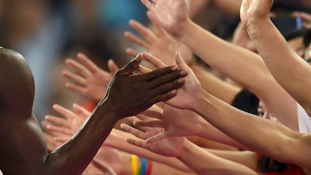 """© Reuters Eine Menschheit, entstanden """"Out of Africa"""": In jedem von uns stecken die """"afrikanischen"""" Erbanlagen, auch wenn die Haut vieler Europäer nicht mehr schwarz ist."""