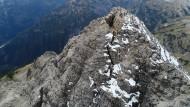 Schwingender Hochvogel: Das Summen eines zerbrechenden Berggipfels