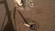 """Der """"Maulwurf"""" beendet seine Bohrversuche auf dem Mars"""