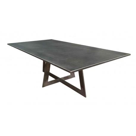 table de salle a manger ceramique carat rallonges 8 finitions tables de salle a manger ceramique