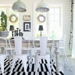 Retro Metal Chairs At Rustic Dining Buy Image 11353111 Living4media