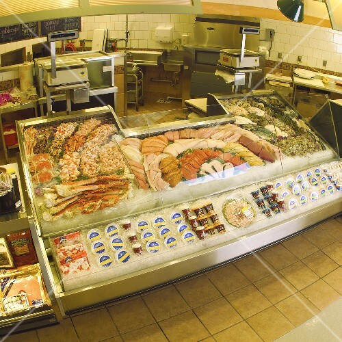 Fresh Grocer Seafood Sale