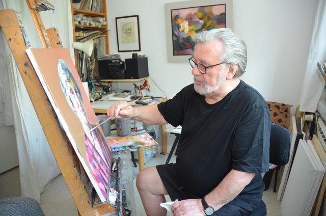 Atelier Malerei Sigrid Mertin Sauerland
