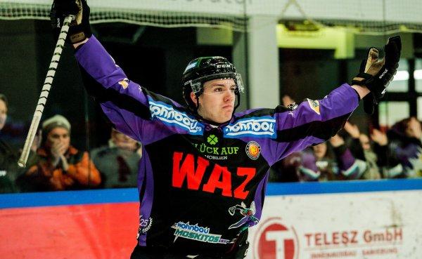 Eishockey: Für die Moskitos steht das nächste Derby an