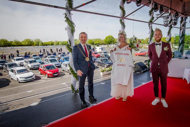 Heirat Landeshauptstadt Dusseldorf