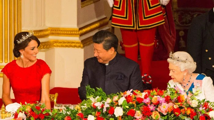 Image: State Visit Of The President Of The People's Republic Of China