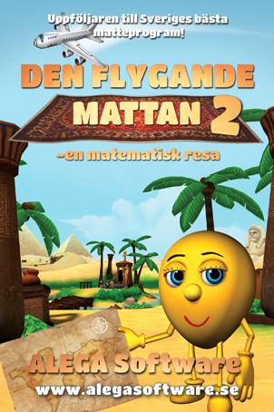 Den Flygande Mattan 2 - en matematisk resa