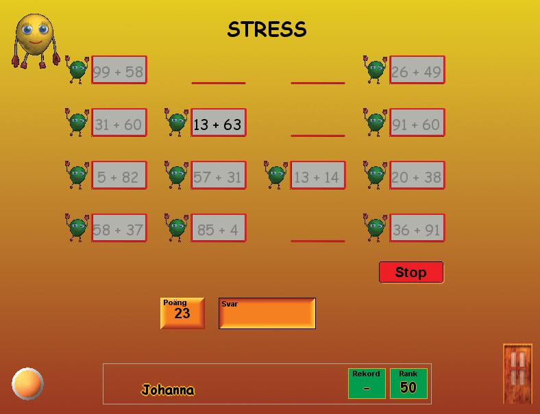 Speedy Matte Stress