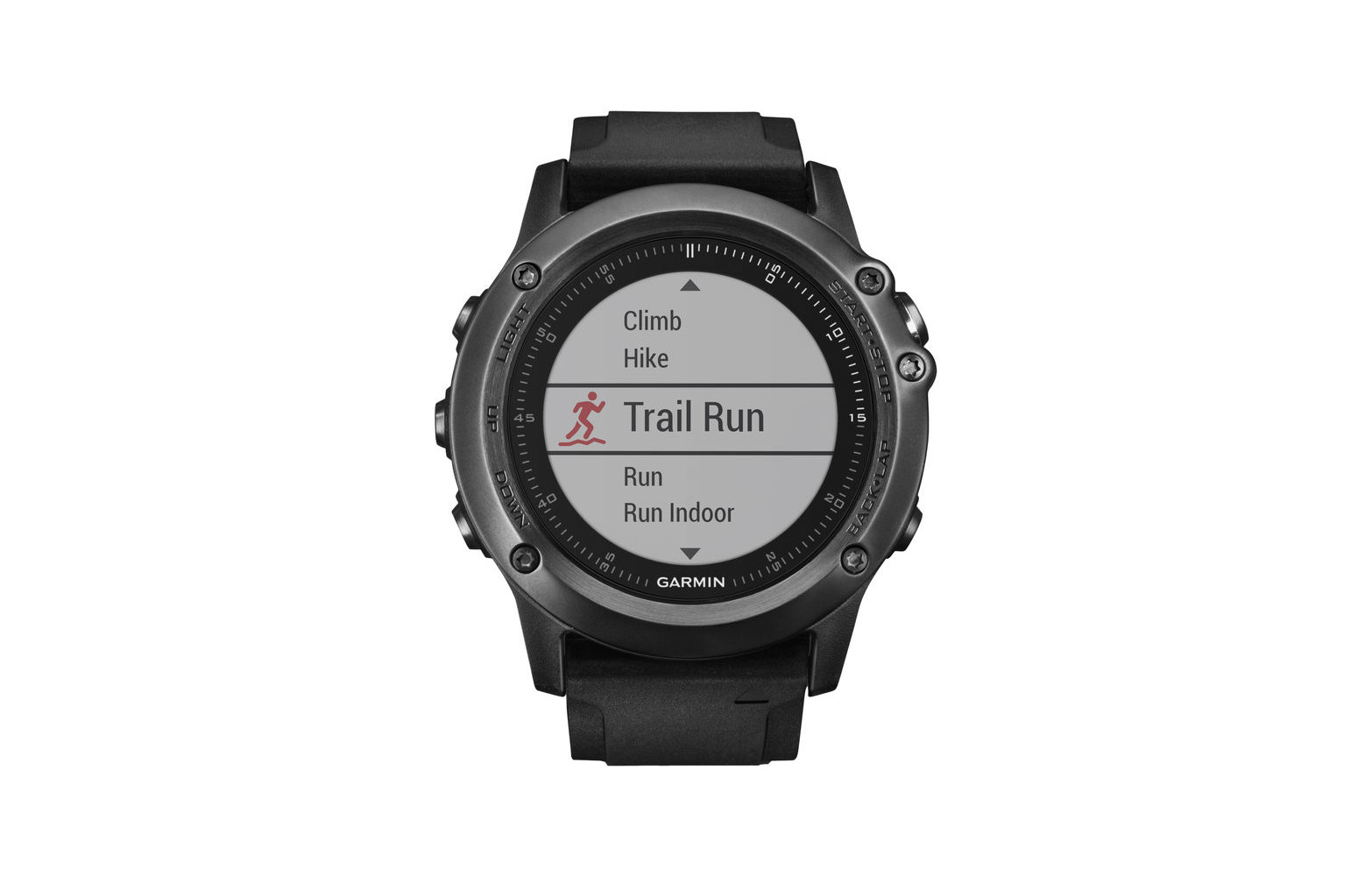 Garmin Outdoor Gps Watch Fenix 3 Saphir Hr