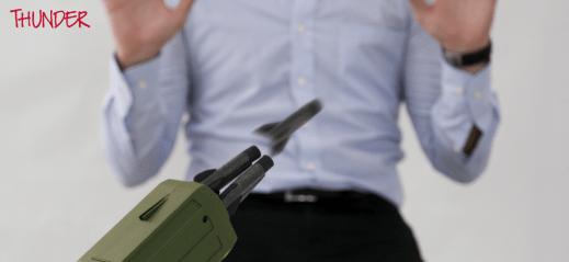 Thunder Missile Launcher : Buat Isengin temenmu