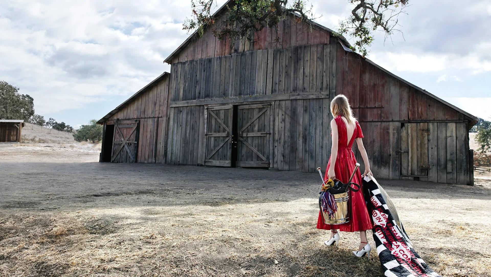 Calvin Klein 205W39NYC Fall 2017 Campaign & Film