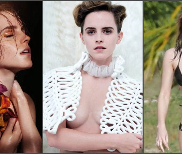 Emma Watson Sexy Naked Mega Collection