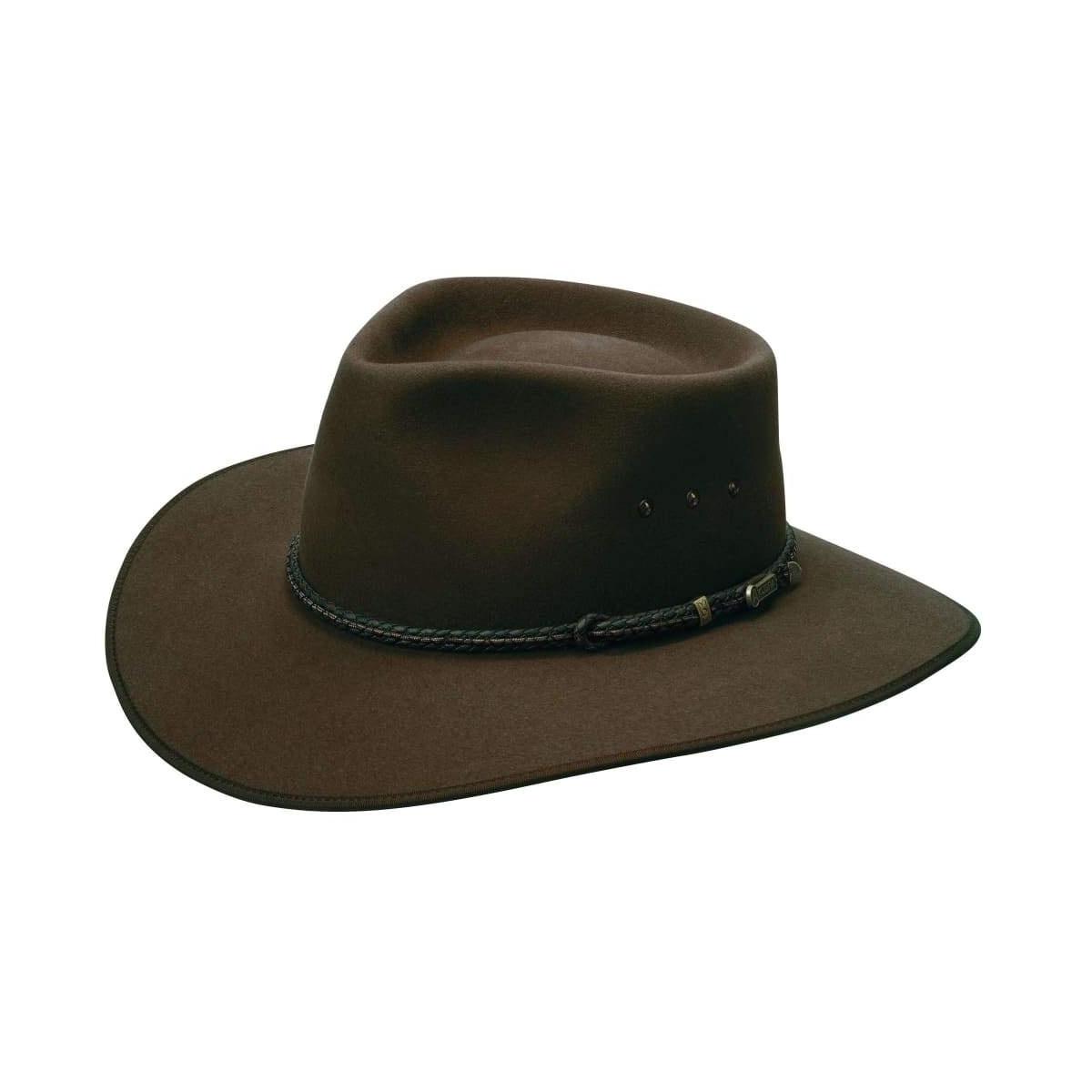 Cattleman Felt Hat Akubra