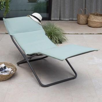 bayanne chaise longue lafuma mobilier