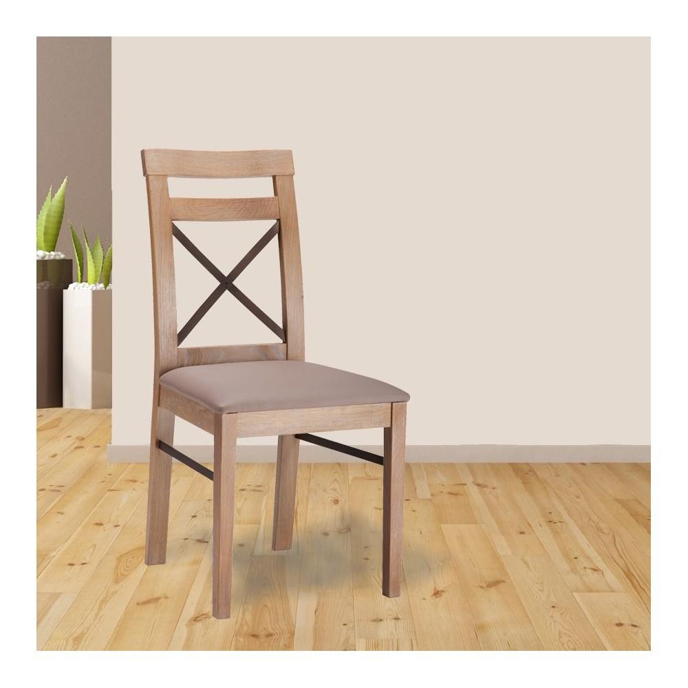 chaise chene fabrik