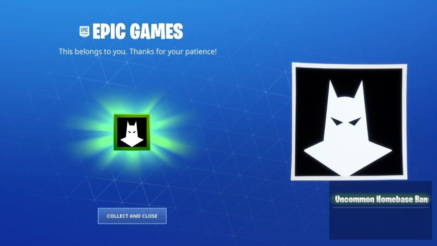 Epic Games are sending out the YouTube Drops Free Batman ...