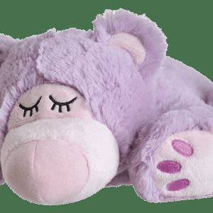 Sömnig lila björn 1