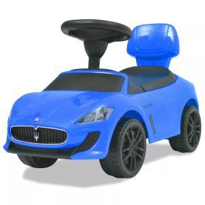 vidaXL Åkbil Maserati 353 blå
