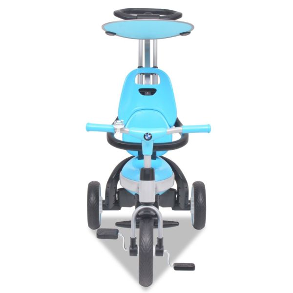 vidaXL Trehjuling för barn BMW blå