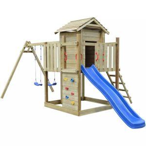 Gung- & lekplatssystem