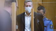 Stephan E. am Donnerstag im Gericht