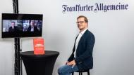 Fridtjof Küchemann im Autorengespräch