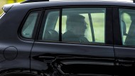 Kardinal Pell nach seiner Haftentlassung