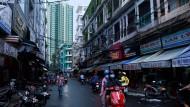Ho Chi Minh Stadt: Für Vietnam ist das Freihandelsabkommen ein Ritterschlag.