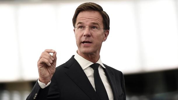 © AFP Mark Rutte, Ministerpräsident der Niederlande