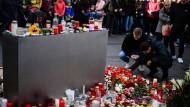 Trauer in Halle an der Saale am Tag nach dem Anschlag
