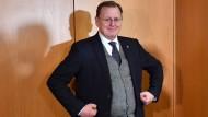 Thüringens ehemaliger und womöglich bald wieder Ministerpräsident: Bodo Ramelow von der Linke