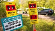 Corona: Hamburg und Schwerin bleiben vorsichtig