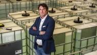 Gründer Rainer Döring ließ aus persönlichem Ehrgeiz ein nachhaltiges Desinfektionsmittel entwickeln.