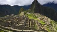 Unesco-Weltkulturerbe Machu Picchu