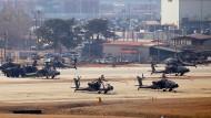 Finanzierung geklärt: Südkorea und Amerika legen Truppen-Streit bei