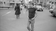 """Schwule Subkultur der siebziger Jahre in New York: Das Foto stammt aus der Serie """"Christopher Street"""" von Sunil Gupta."""