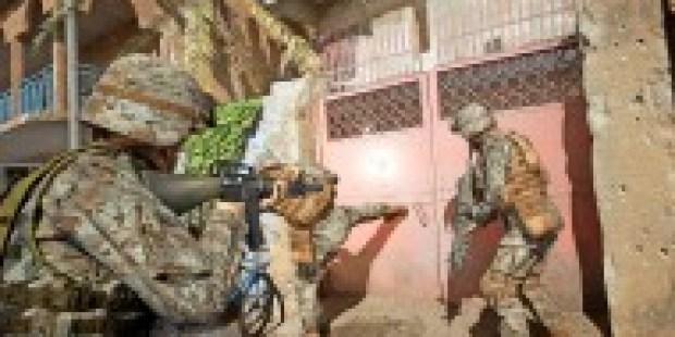 """""""6 Days in Fallujah"""": Geschichte spielen"""